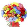 Букет роз в День рождения