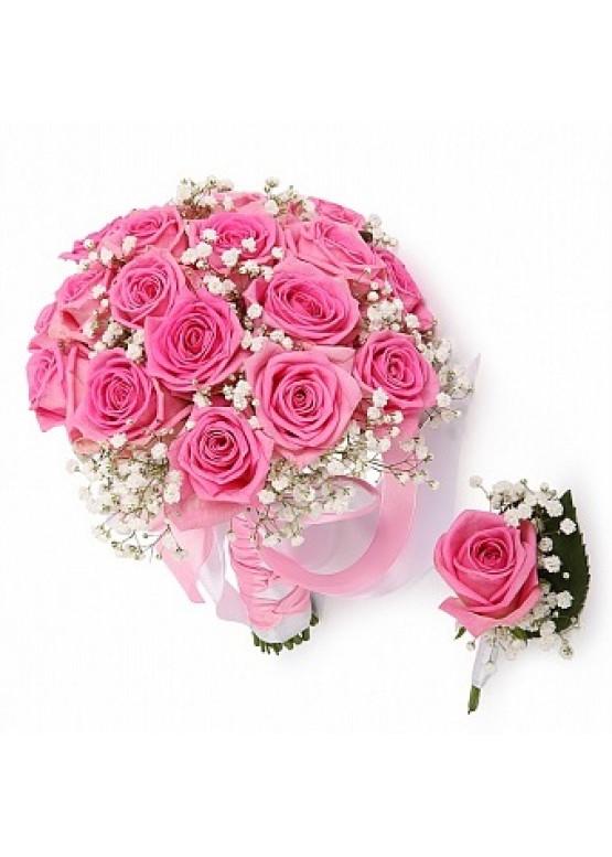 Cвадебный букет невесты №11