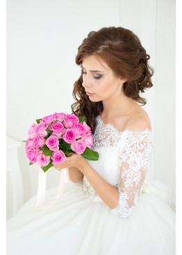 Композиция свадебного букета №14