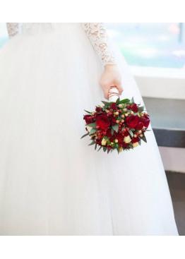 Композиция свадебного букета №17