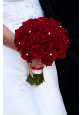 Cвадебный букет невесты №5