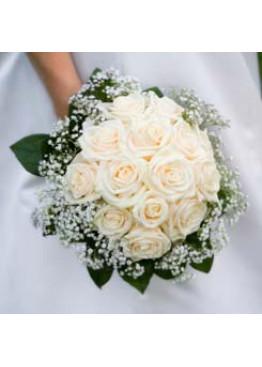 Композиция свадебного букета №6