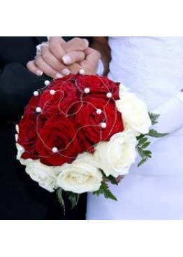 Cвадебный букет невесты №9